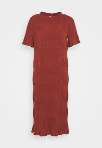 2nd Day - MITZI - Długa sukienka - henna - 0