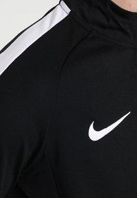 Nike Performance - DRY TRACKSUIT ACADEMY - Tracksuit - black/white - 5