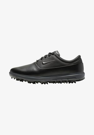 AIR VICTORY TOUR - Golfové boty - black/chrome/dark grey