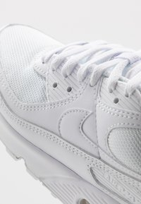 Nike Sportswear - AIR MAX 90 - Sneakers - white/pure platinum - 5