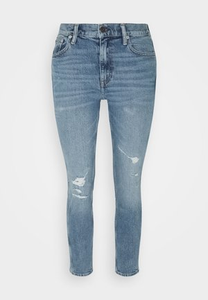Jeansy Skinny Fit - medium indigo