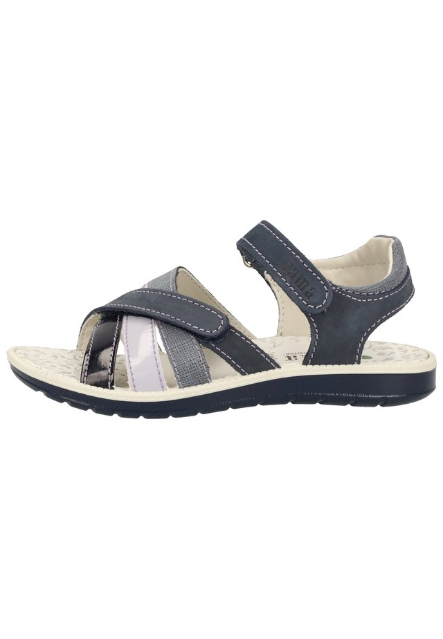 SANDALEN - Sandals - dunkelblau 21