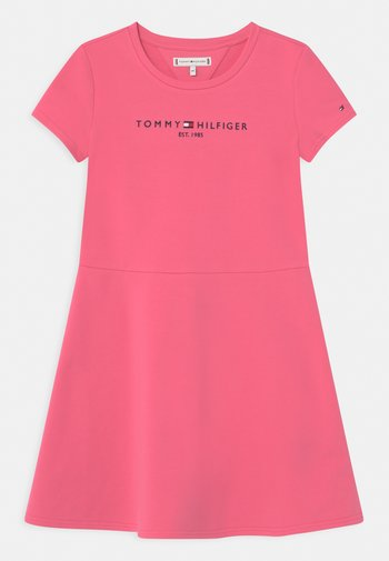 ESSENTIAL SKATER  - Day dress - exotic pink