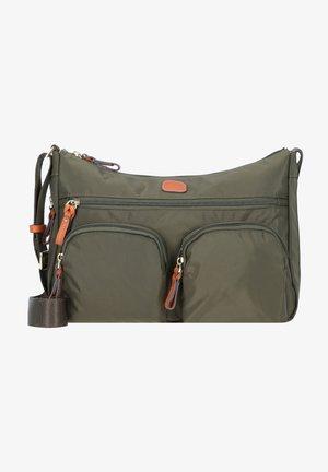 Across body bag - olivgruen