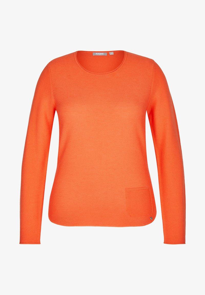 Rabe 1920 - Jumper - orange