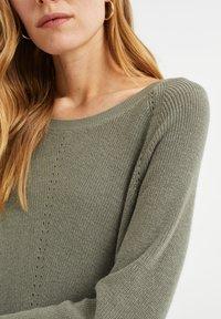 WE Fashion - Jumper - moss green - 4