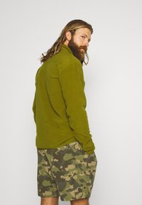 The North Face - MENS GLACIER 1/4 ZIP - Fleece jumper - fir green - 2