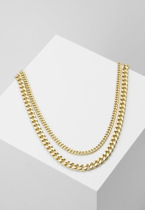 NECKLACE 2 PACK - Necklace - gold-coloured