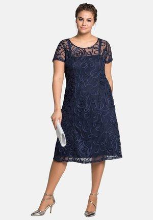 Madam-T Cocktailkleid/festliches Kleid - blau - Zalando.de