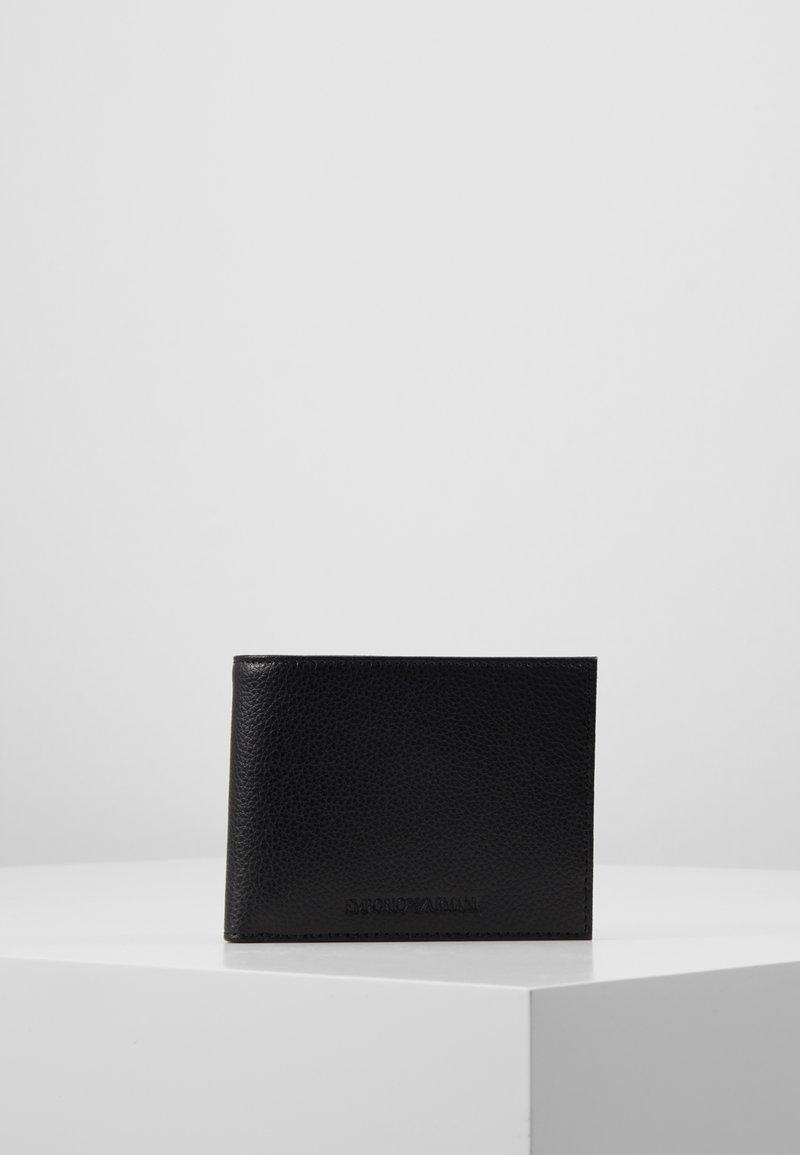 Emporio Armani - Wallet - black