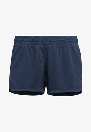 PACER 3 STRIPES KNIT CLIMALITE SHORTS - Sports shorts - blue