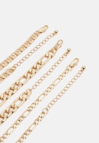 Pieces - PCFAKIRA COMBI NECKLACE 3-Pack - Smykke - gold colour - 1