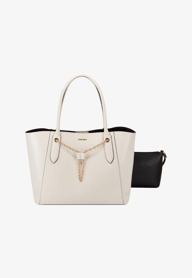 FELICITY  - Shopping bag - milk