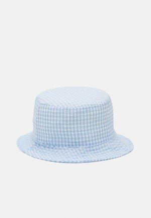 Hat - bleached aqua