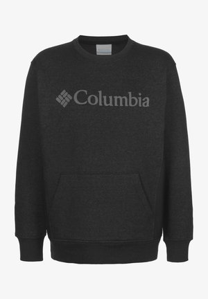 MINAM RIVERCREW - Sweatshirt - black heather