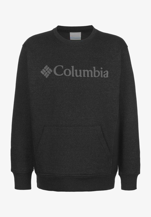 MINAM RIVERCREW - Sweater - black heather