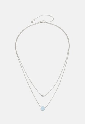 SEA GLASS - Necklace - silver-coloured
