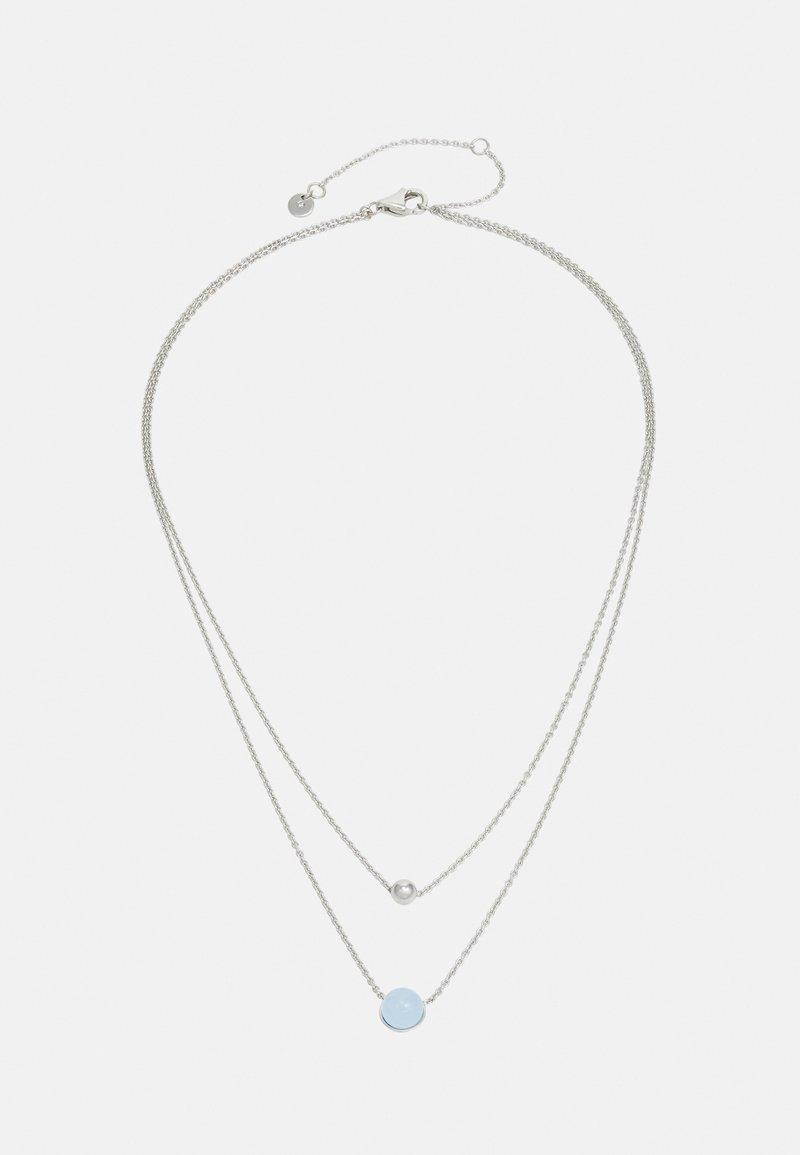 Skagen - SEA GLASS - Necklace - silver-coloured