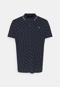 Jack & Jones - JCOBOWDEN - Polo shirt - navy blazer - 0