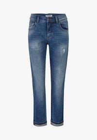 Angels - DARLEEN TU TAPE MIT SCHMUCKSTEINEN - Slim fit jeans - blau - 3