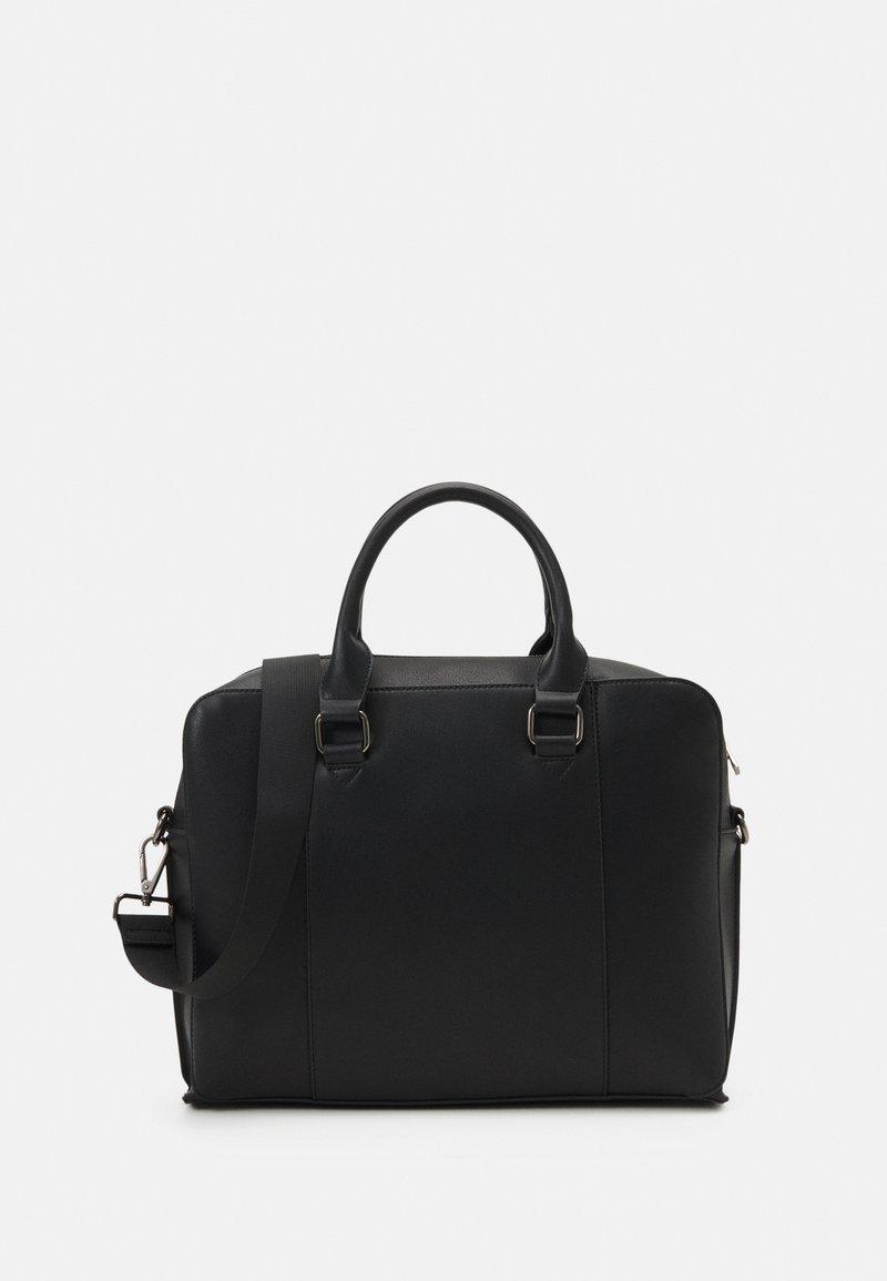 Pier One - UNISEX - Laptop bag - black