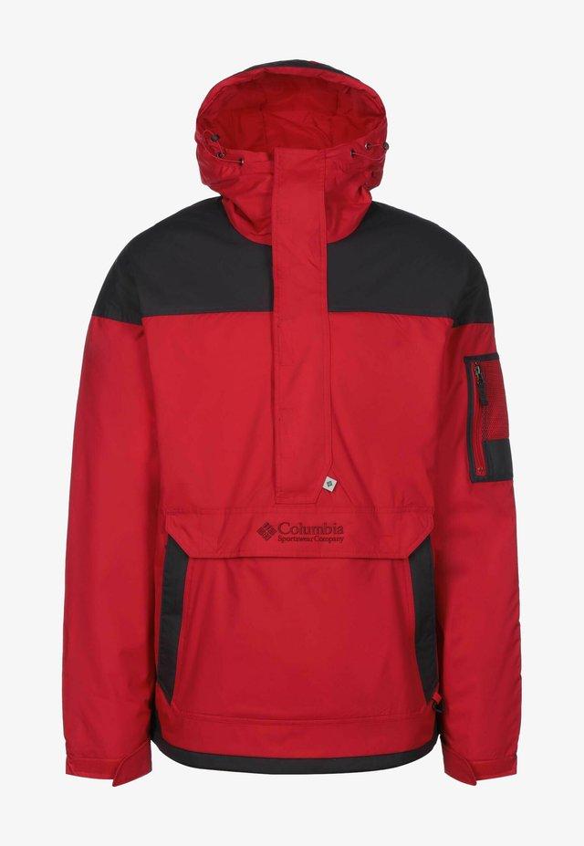 CHALLENGER - Windbreaker - mountain red