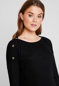 Pieces - PCNOLLIE DRESS - Jumper dress - black - 3