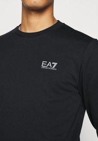 EA7 Emporio Armani - Felpa - night blue/silver - 6