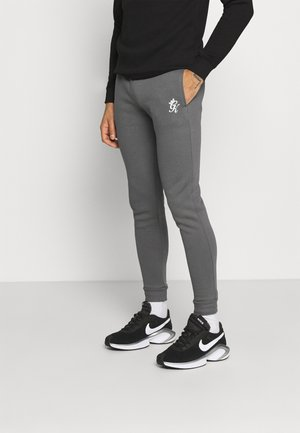 BASIS PANT - Tracksuit bottoms - dark grey