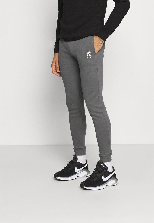 BASIS PANT - Trainingsbroek - dark grey