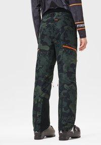 Bogner Fire + Ice - DAMIEN - Pantalon de ski - dark green - 2