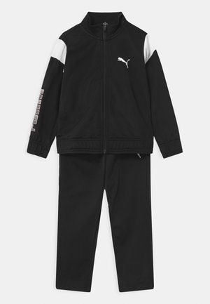 ALPHA SET UNISEX - Tracksuit - black