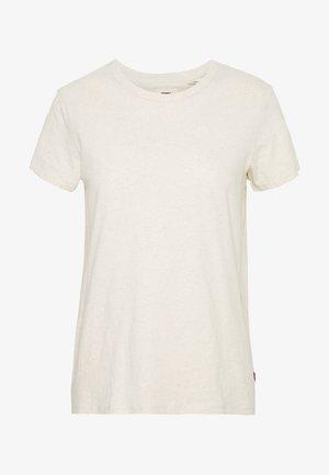 WELLTHREAD PERFECT TEE - T-shirts basic - sand cotton
