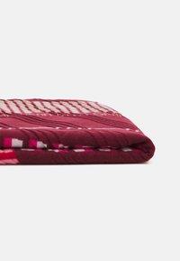 LIU JO - FOULARD COLOR BLOCK - Pañuelo - true red - 1