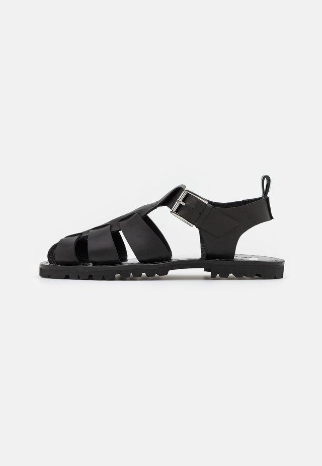 SULLIVAN - Sandals - black
