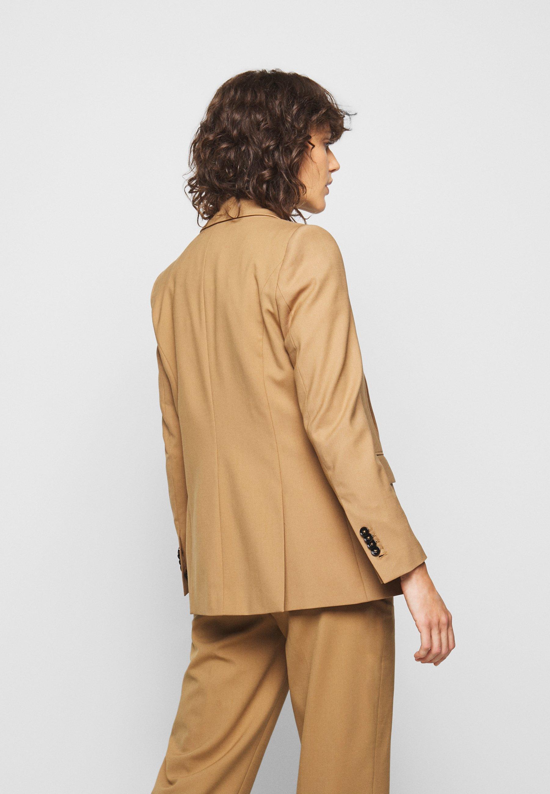DRYKORN ATLIN Blazer braun/camel