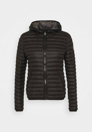 LADIES JACKET - Down jacket - black/spike