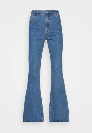 VINTAGE FLARE - Flared Jeans - coogee blue