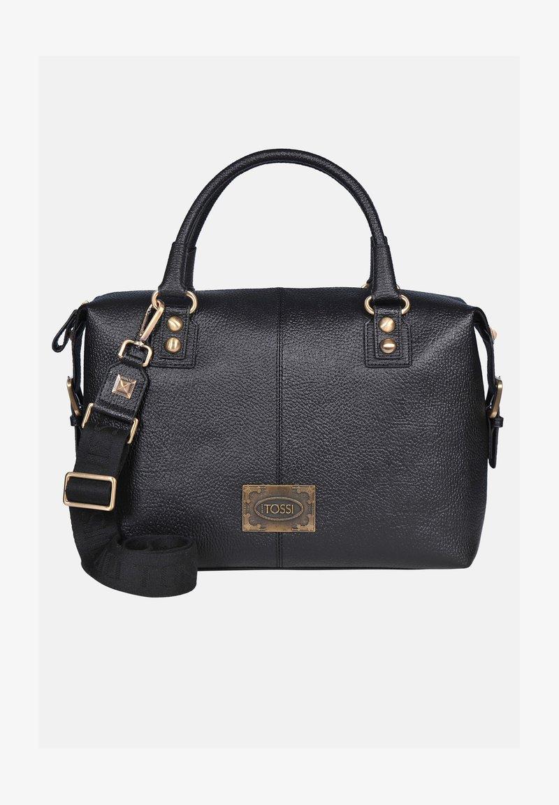 Silvio Tossi - Briefcase - schwarz