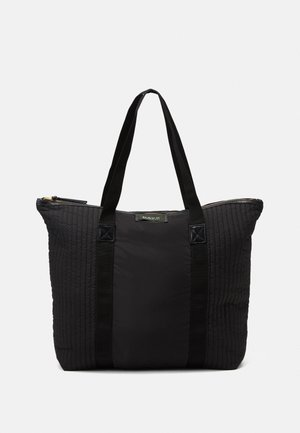GWENETH PARTIAL BAG - Shoppingveske - black