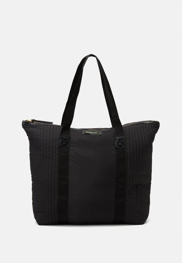 GWENETH PARTIAL BAG - Shoppingveske - black