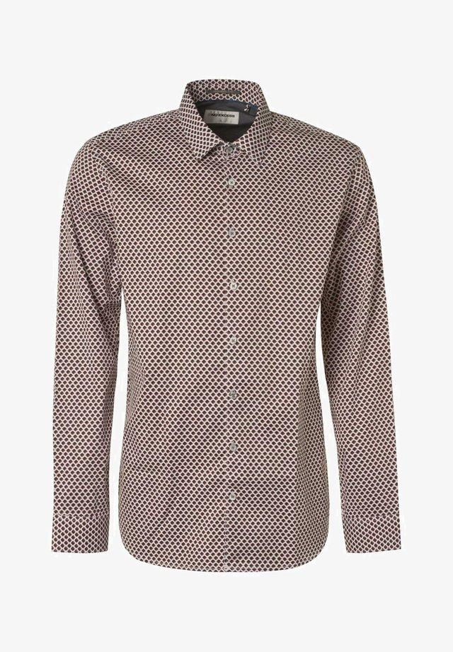 Formal shirt - caramel