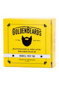 Golden Beards - BEARD BALM - Skægpleje - big sur - 2