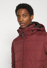 INDICODE JEANS - JUAN DIEGO - Winter jacket - red - 4