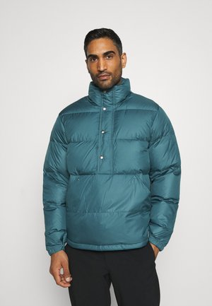 SIERRA ANORAK - Down jacket - mallard blue