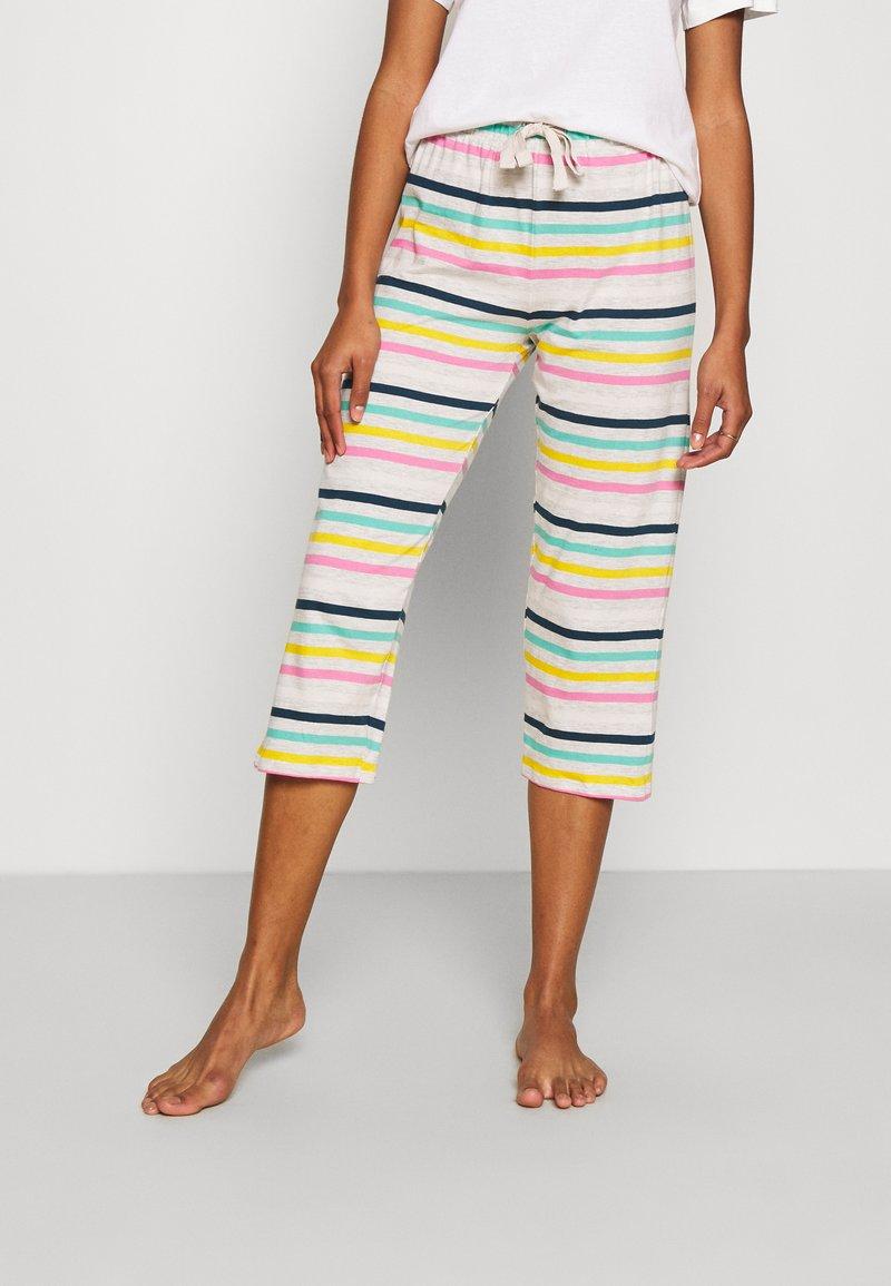 Marks & Spencer London - DEAL STRIPE - Pyjama bottoms - multi