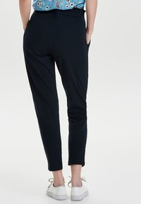 JDY - JDYCATIA PANTS - Trousers - dark blue - 2