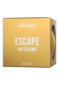 Tom Hemp's - CBD BATH BOMB - Kosmetyki do kąpieli - escape - 1