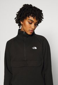 The North Face - EXPLORE CITY SUPIMA ZIP  - Sweatshirt - black - 3