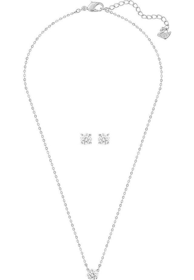 SWAROVSKI DAMEN - Earrings - silber